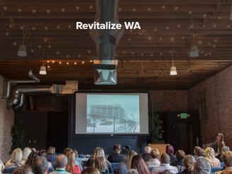 WMA Attends RevitalizeWA 2018