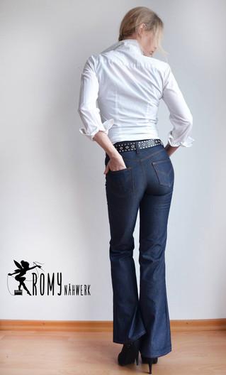 Nie wieder Jeans kaufen: Birkin Flares