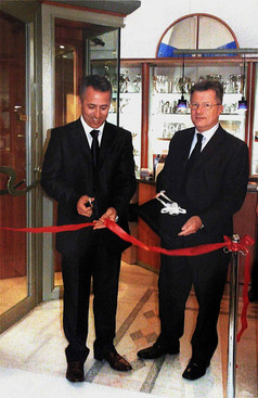 Inaugurazione sede in Viale Pola