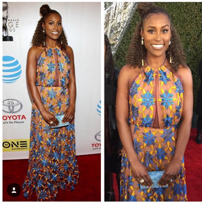 Issa Rae , HBO series Insecure at the #ImageAwards