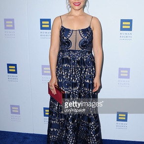 America Ferrera at the  Human Rights Campaign Gala  in Hollywood