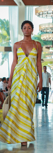 Stella Nolasco Yellow Stripped Gown.jpg