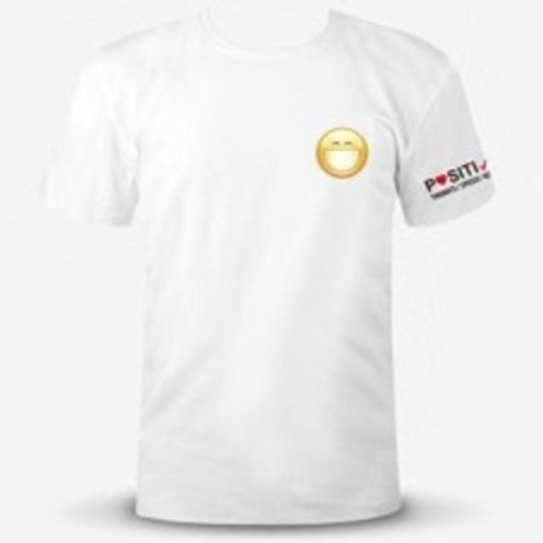 "Positive 3K Classic T-Shirt - ""Heart Of Joy"""