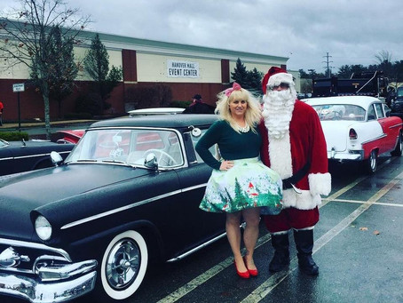 Spindles Auto Club Nets $10,000 Worth of Donations for Toys for Tots