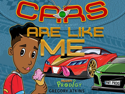 CARS ARE LIKE ME