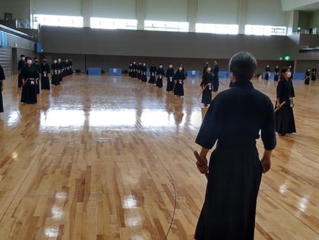 剣道三段以下 昇段審査講習会