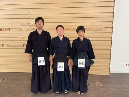 剣道七段・六段審査会