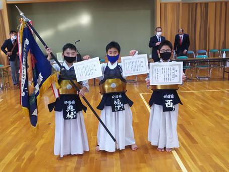 岩国市スポーツ少年団剣道大会