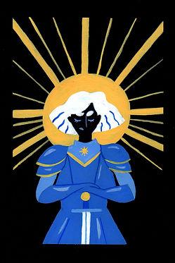 The knight of light