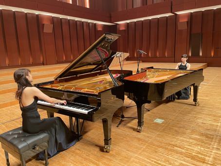 Piano duo Sakamoto