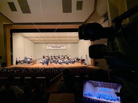 中学校吹奏楽部 合同演奏会