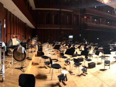 九州交響楽団 第387回定期演奏会の撮影