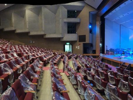 福岡市立長丘中学校吹奏楽部の撮影