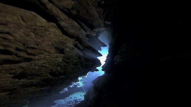 Molnar Janos Cave, Budapest, Hungary