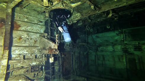 Remko, Sidemount Diver