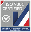 ISO 9001 Certificate 215607