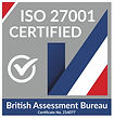 ISO 27001 Certificate 216077
