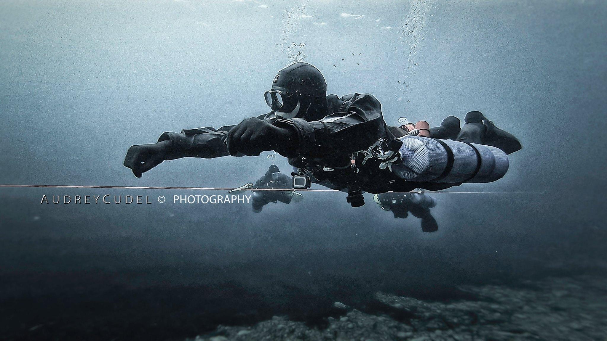 Sidemount Diver Teaching