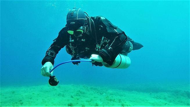 PADI TecRec Diver
