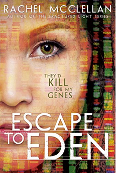 Review: Escape to Eden by Rachel McClellan