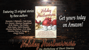 Holiday Heartwarmers: An Anthology of Short Stories Giveaway!