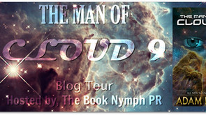 The Man of Cloud 9 by Adam Dreece GC Giveaway