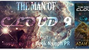 The Man of Cloud 9 by Adam Dreece GC Giveaway