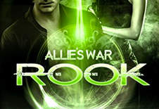 Review: Rook (Allie's War #1) by J.C Andrijeski