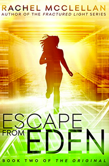 Review: Escape from Eden by Rachel McClellan