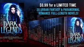 The DARK LEGENDS Boxed Set: Amazon PreOrder