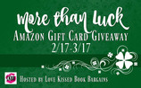 $1620 Amazon GC Giveaways