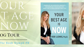 $25 GC 'Your Best Age is Now' by Robi Ludwig