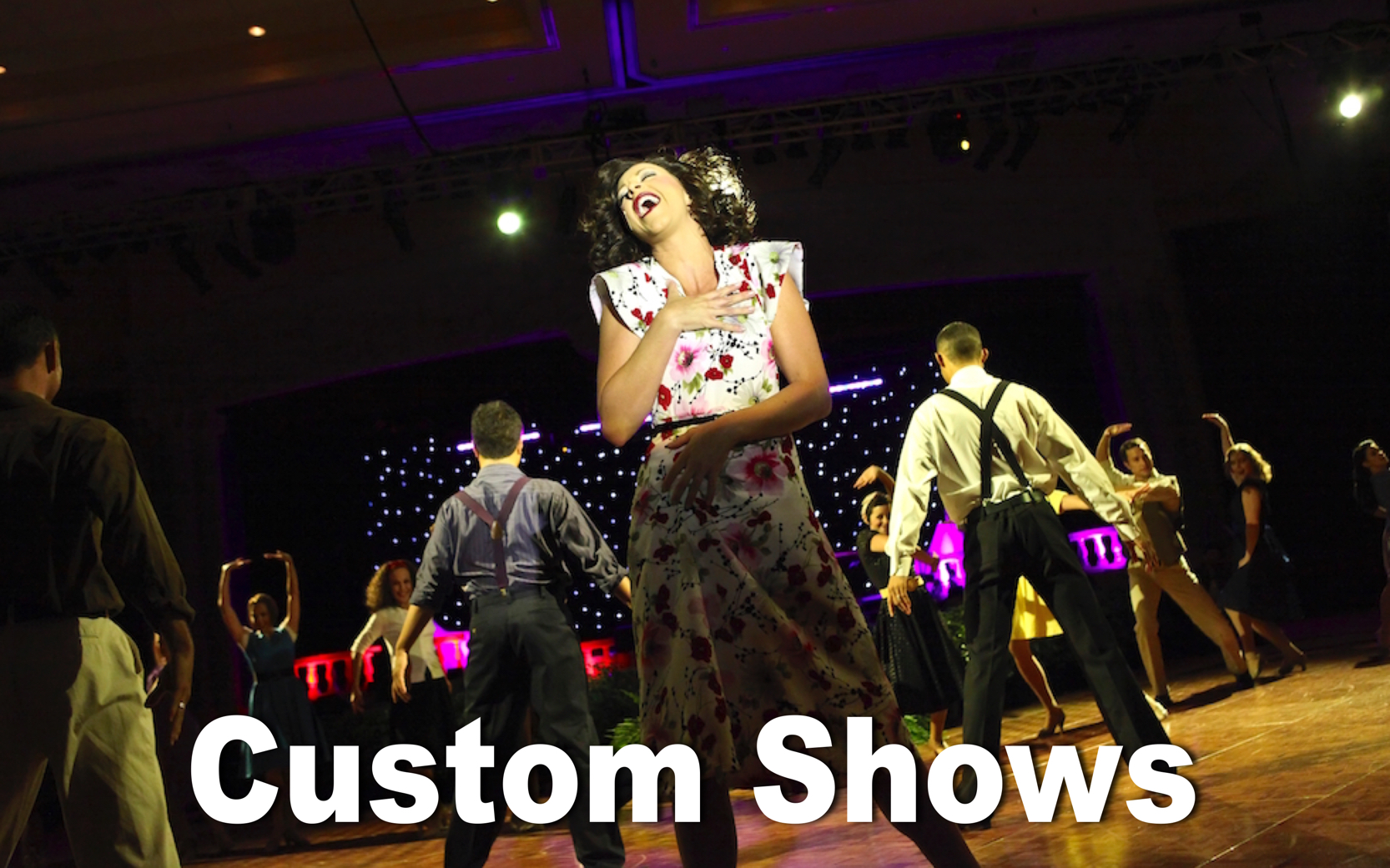 Custom Shows