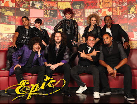 Epic Party Band - Dance Band