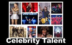 Celebrity Talent