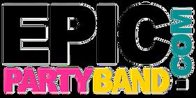 Epic Party Band Logo