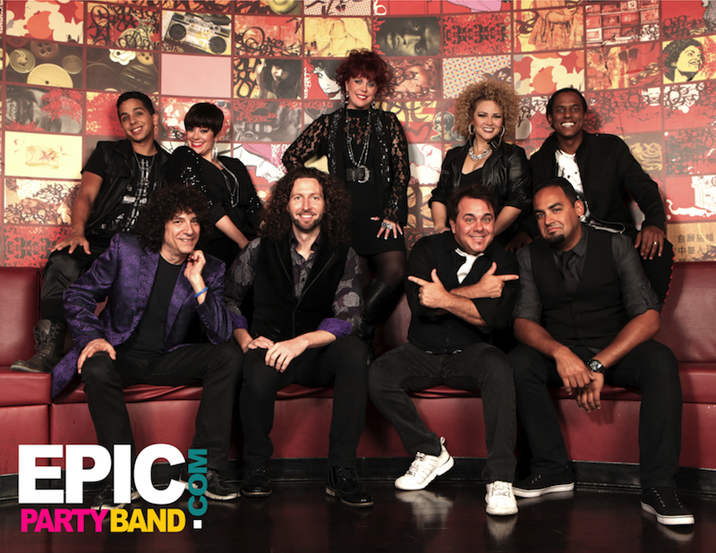 EPIC PARTY BAND