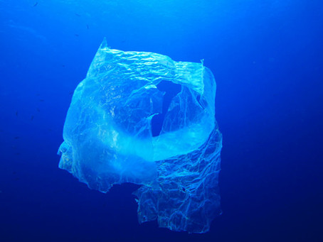 Ocean Plastic Clean-up @ BlueTech Global Connect 海洋塑料污染治理的蓝色科技