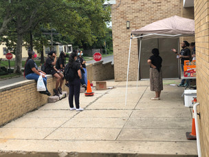 Penn Wood Voter Registration Drive