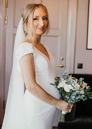 Brudbukett Rosendals Värdshus addaflower