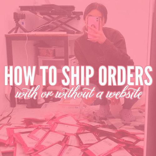 Boss Babe Shipping