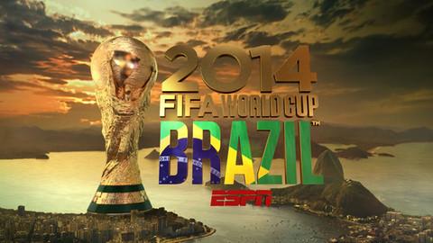 FIFA World Cup 2014 ESPN