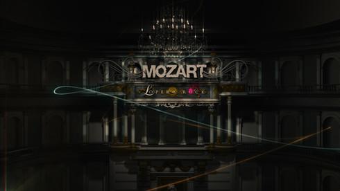 Mozart L'opera Rock Intro
