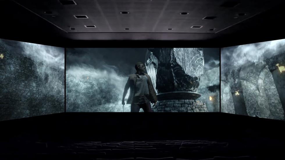 Screen X : King Arthur_Legend of the Sword