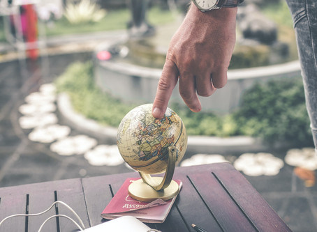 How to grow a global business