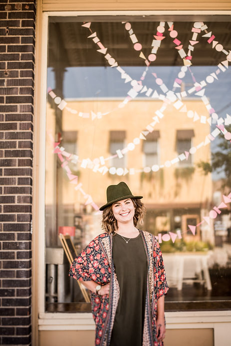 Mallory Riffel, owner of Bees Knees PR, LLC.