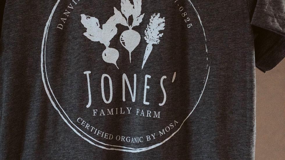Jones Family Farm Tees
