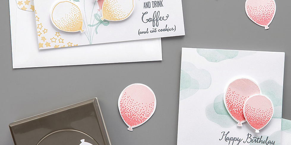 All Occasion Card Making Class