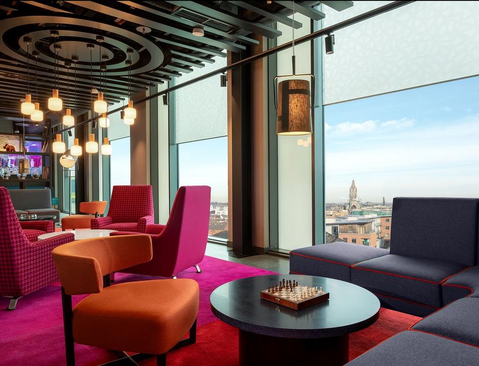 Aloft Hotel Tenters Lounge