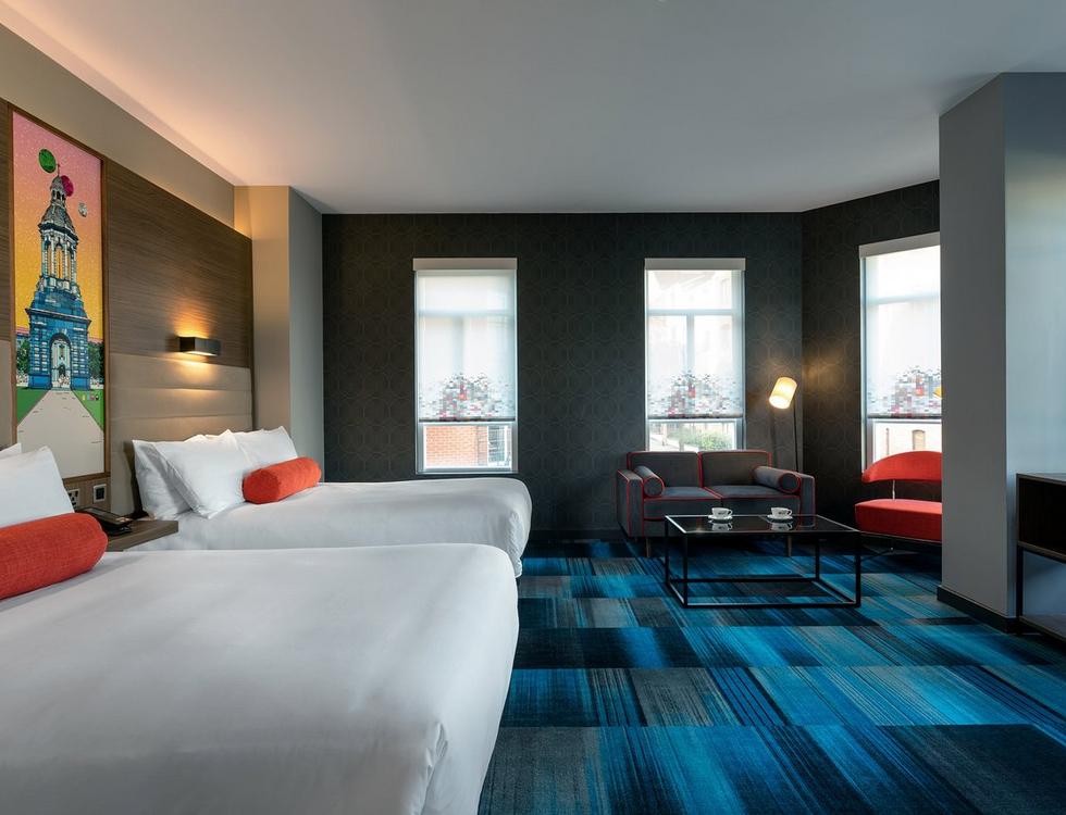 Aloft Hotel Tenters Room
